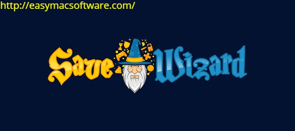 save wizard logo
